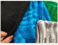 高阻燃聚酯纤维防尘网安装方式