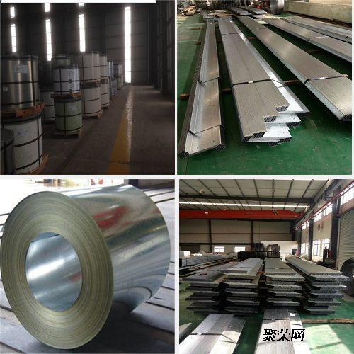 使用穿透钢板紧固件或是隐蔽的夹件将钢板固定在在传统的梁板结构形式