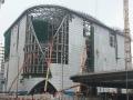 上海松江南站鋼結構幕墻安裝高空作業車出租