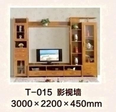 称心的影视墙满堂实木家具厂供应,让您少花钱多办事,欢迎来电