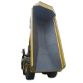 低价促销自卸车耐磨车厢滑板翻斗车车厢滑板尺寸