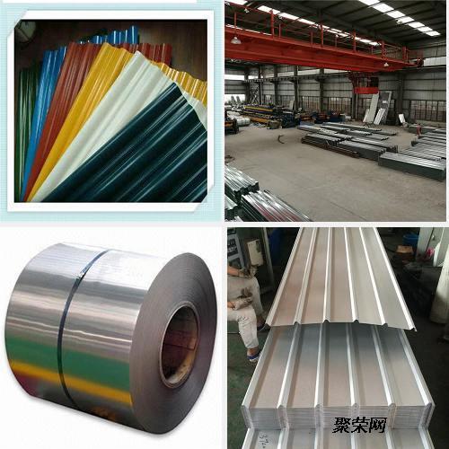 彩涂钢板结构以加强结构的整体和局部稳定性及力的可靠传递.