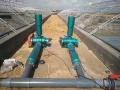 供應潤廳福牌水產養殖供氧設備三葉羅茨鼓風機