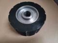 承接定制款鐵芯膠輪 非標定制耐磨膠輪 佛山膠輪廠