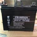 厂家指定冠军蓄电池NP33-12参数