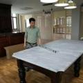 北京臺球桌專業養護中心 臺球桌拆卸 搬運組裝