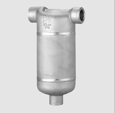 dc7不锈钢旋流式汽水分离器