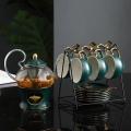 骨瓷會議蓋杯定做雙層保溫杯骨瓷水杯骨瓷馬克杯定制陶瓷