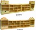 供應幼兒園玩具收納柜