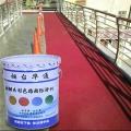 吉林遼源彩色防滑路面單組份MMA陶瓷顆粒自主施工無負