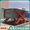 水平垃圾壓縮站設備可發貨到河南鄭州