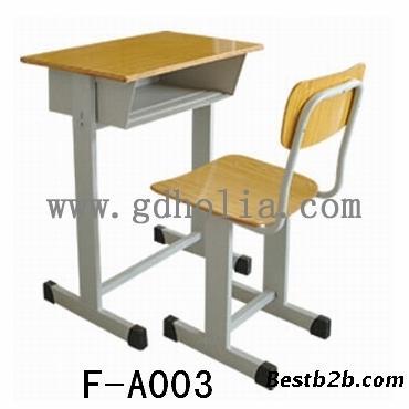 广东学校家具厂家,中学生课桌椅价格,小学生课桌椅批发,定做