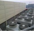 貴州空調機組隔音降噪聲屏障500*2000*100