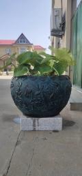 現貨黃銅大水缸 純銅花缽