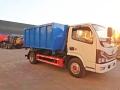 5立方自卸式垃圾车8方勾臂垃圾车