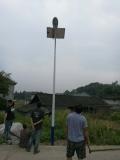 湖南新农村太阳能路灯的耐用性 湘潭县路灯价格