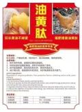 雞鴨鵝要是想快速長黃油就用油黃肽