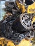 石家庄卡特挖掘机维修分配器有绝招