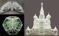 深圳大学生3D打印服务 毕业设计加工 手板模型制作