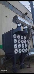 山東天成斜插式濾筒除塵器
