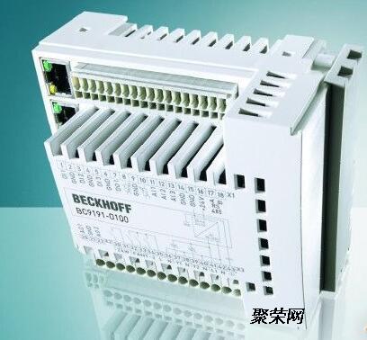 ...EL6001 RS232 串行接口端子模块