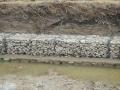 河岸安全圍擋鍍鋅石籠網擋墻特點
