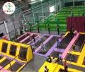 室内大型超级蹦床反弹工厂大人小孩玩乐新天地