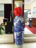 1米2米3米西安喬遷開業花瓶工藝品
