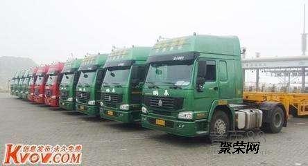 供应青岛港专业集装箱运输车队