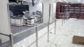 不銹鋼超市防護護欄 超市入口單向門