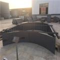河北旭群拱形骨架護坡鋼模具的介紹