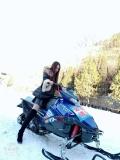 冰雪急速雪地摩托車雪樂園