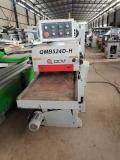 出售二手木工機械設備青城螺旋刀自動送料平刨