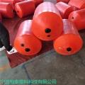 黃巖水庫專用警示浮體 水庫攔截垃圾塑料浮筒柏泰