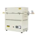 憨憨GL-9-20-2 雙溫區生產型真空管式爐