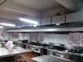 承接湖南長沙縣a酒店廚房排風設備通風管道安裝排煙管道