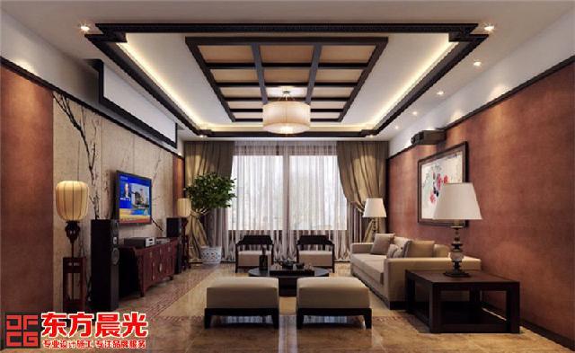 古典风格中式别墅装修