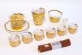 陶瓷茶具汝窑茶具青瓷茶具定做日料餐具骨质瓷碗盘陶瓷烟