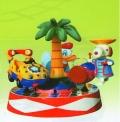 供應兒童搖擺機玩具