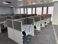 供应各种办公家具 屏风工位 隔断办公桌 职员卡座桌等