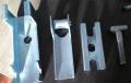 M16夾持器 防溢裙板卡子 鋁合金角鋁