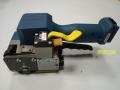 16mm塑鋼帶專用電動免扣打包機Z322型