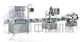 ZHS-6调味品膏体颗粒酱活塞灌装生产线