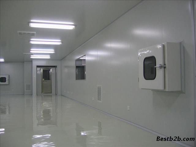 细胞洁净室装修设计规划改造布局设计
