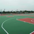 河南許昌學校球場看臺刷丙烯酸面層每平方造價漯河丙烯酸