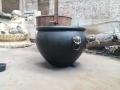 金屬工藝品景觀雕塑寺廟銅缸 仿古銅缸工藝品