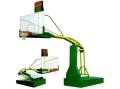 貴州室內外電動液壓籃球架使用方法