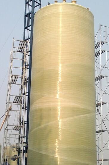 尾气洗涤塔 玻璃钢烟囱