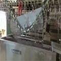 家禽船式瀝血浸燙脫毛一體機 雞鴨不銹鋼自動浸燙機