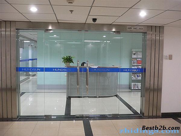 五棵松安装玻璃门换窗户玻璃
